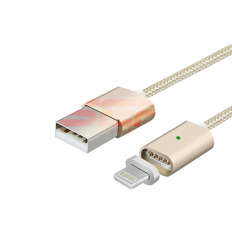 Cablu date si incarcare USB Magnetic iPhone 5 / 6 / 7 / 8 / X