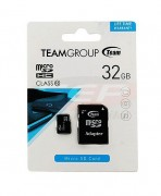 Card memorie micro-SD 32GB TEAM clasa 10