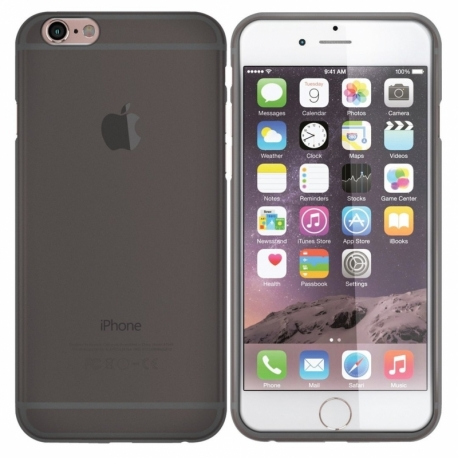Husa APPLE iPhone 7 Plus / 8 Plus - Ultra Slim (Fumuriu)