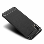 Husa HUAWEI P20 - Carbon (Negru) Forcell