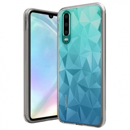 Husa HUAWEI P30 - Forcell Prism (Transparent)