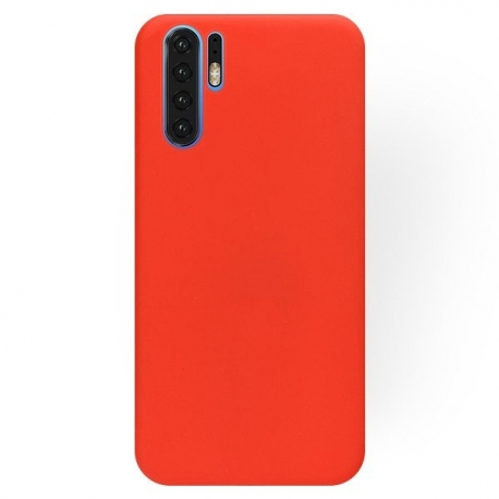 Husa HUAWEI P30 Pro - Forcell Soft (Rosu)