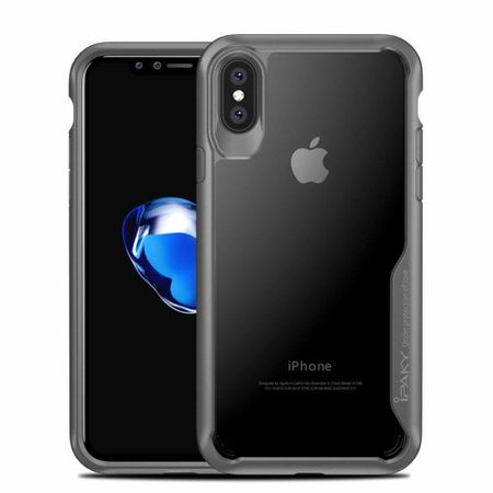 Husa iPaky Armor Apple iPhone X / XS Grey