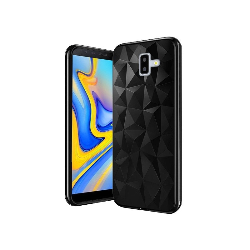 Husa SAMSUNG Galaxy J6 Plus 2018 - Forcell Prism (Negru)