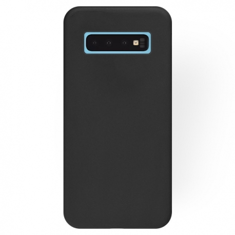 Husa SAMSUNG Galaxy S10 Plus - Forcell Soft (Negru)